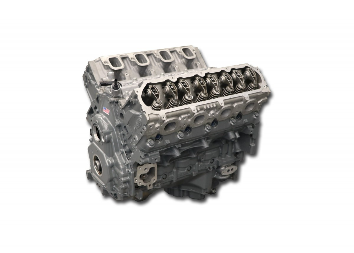 GM Gen V 5.3L GDI engine